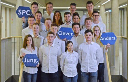 Das SPC-Team 2020