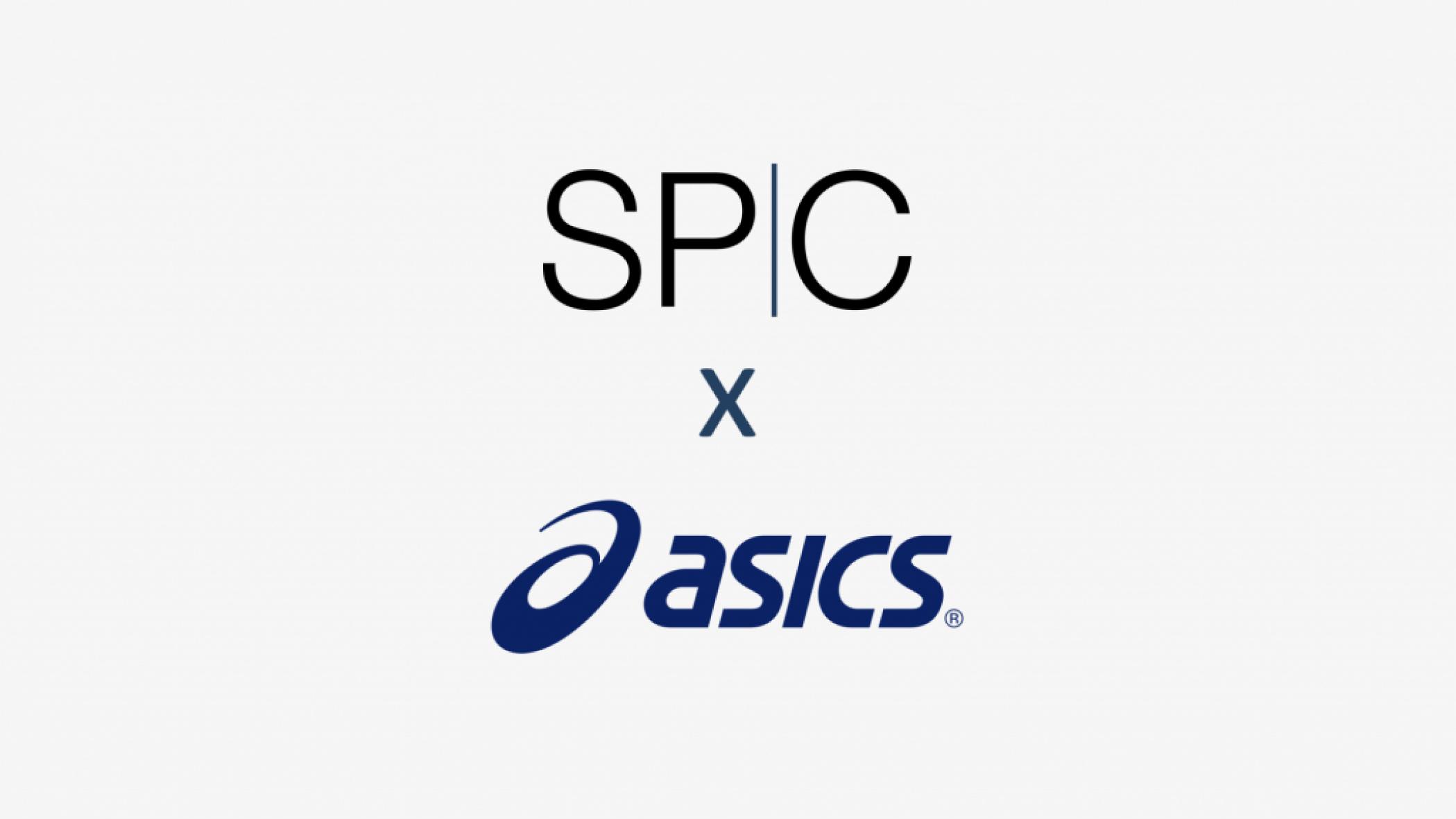 ASICSxSPC